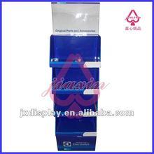 4-layer shop/supermarket/ cardboard display for sweet promotion