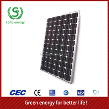 High quality 210w TUV/CE/IEC/MCS Approved Mono Crystalline Solar Panel,Mono Solar Module System Use