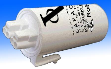 Voc condensadores electrolíticos para fluorescente de iluminación - factor de potencia de compensación