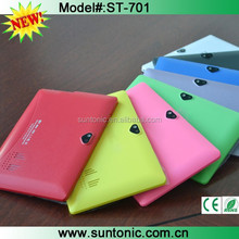 New luanch 7 inch dual core tablet,android tablet,7 inch tablet