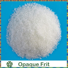 Wholesale Products Opaque Frit Milky White Frit Half-white Frit JT-D406