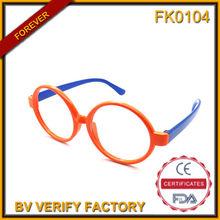 Ronda fk0104 chico con gafas de sol de lente transparente( china al por mayor)