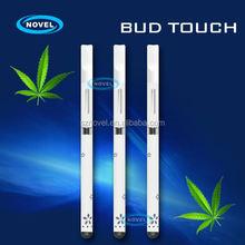 Hot selling quality vaporizer bud touch pen 3.7v lipo e-cigarette battery