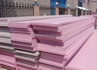 Nice Pink eps wall panel SHUNAN building Extruded polystyrene insulation board(XPS)