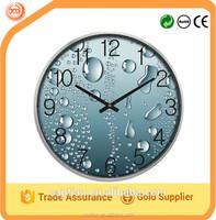 30cm metal decorative watch wall