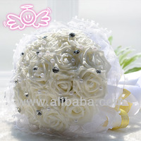 2015 Hot New Products wedding Artificial Flowers
