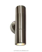 Up and down stainless steel decorative outdoor wall light