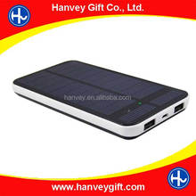 10000mAh solar power bank rohs solar cell phone charger portable solar charger for mobile phone