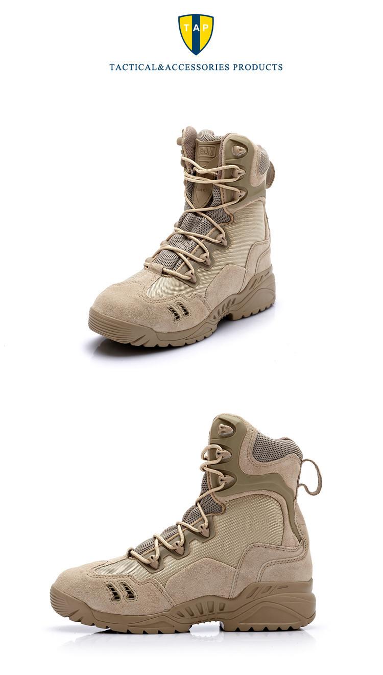 Military Tactical Magnum Combat Outdoor Sport Army Men Boots Desert