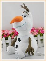 2015 hot sale olaf snowman frozen plush doll,frozen toys,frozen plush