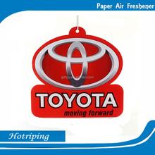 New custom smell in car air freshener for toyota