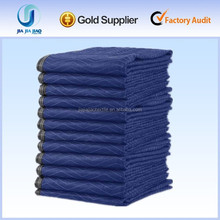 multi-purpose 1.8 x 2m Protective felt moving blankets for protect valuable goods manufacturer