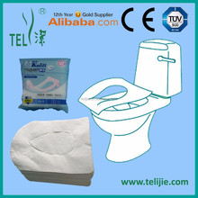 1/16 Fold Travel Pack Virgin Paper Toilet Seat Cover