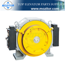 Elevator Traction Machine MZT-TG-W7|lift traction machine|elevator gearless machine