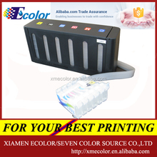 Directly factory supply T60 ciss, continuous ink system ciss for Epson Photo T60 1390 R330 with 85N auto reset chip arc chip