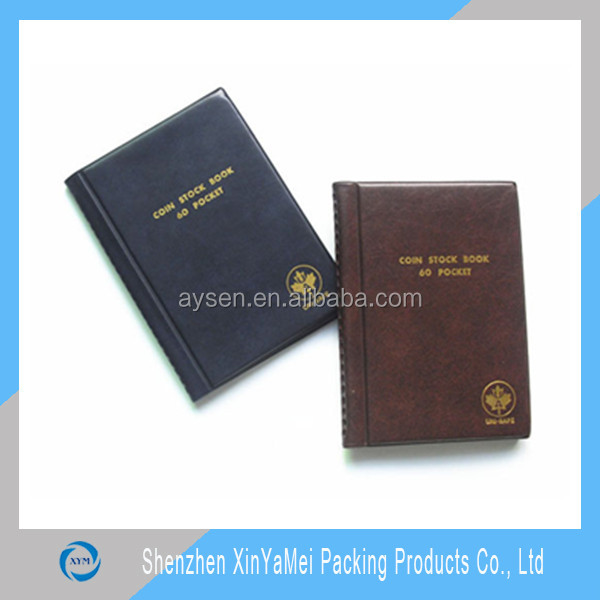 2015 new foldable Coin Collection Holder and Album