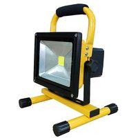 50W Compact shape spot light led / car led spot light 12v High Power LED flood light IP 66 85-265V White / Red / Green / Blue