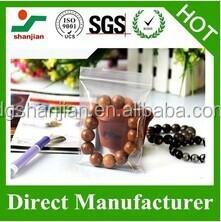 Free Shipping 4x6cm 2500pcs/pack clear PE polyethylene custom small mini Ziplock Bags