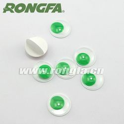 wholesale toys accessories safety plastic green eyes