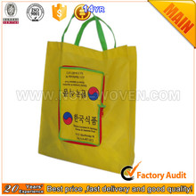 China Manufacturer Wholesale 100% pp Shopping bag