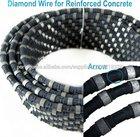 10.5mm 40 pérolas Fio Diamantado para o corte de Concreto
