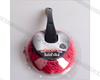 chenille dust removal brush