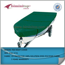 5 Years no color fading boat engine 4hp Boat Covers