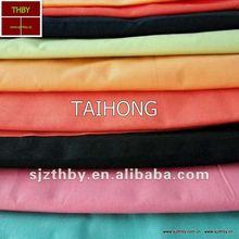 2012 hot selling colourful dacron cotton fabric