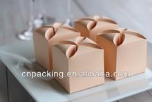 custom wedding favors box