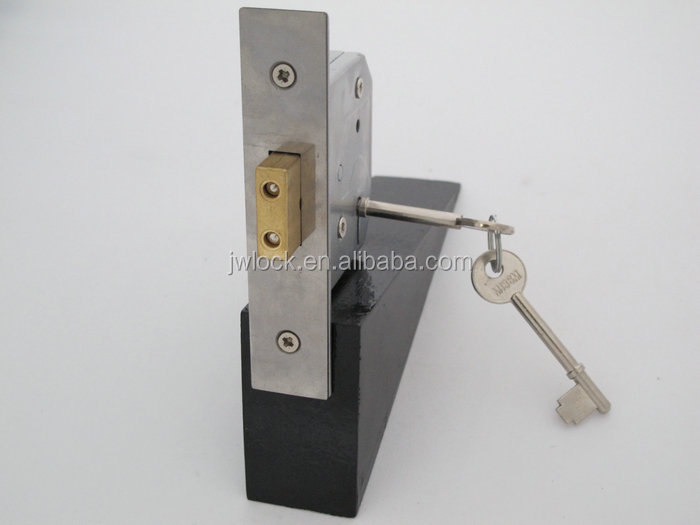 China Manufacturer Supply Electronic Metal 2177Union Deadbolt Lock
