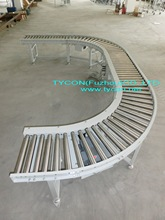 conveyor system for wafter product