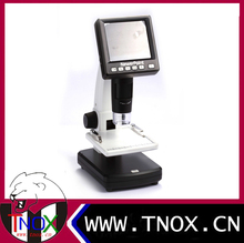 3.5 inches LCD screen 1000x 5M stereo Digital Microscope with Photo/Video Measurement Battery Powered