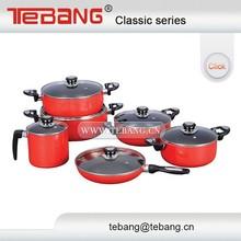 High performance 7pc cookware set
