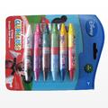 lápices de colores de marcado