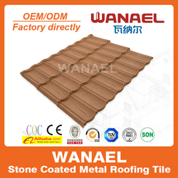 Bond Wanael stone coated roofs/roofing shingles prices/best selling products in africa