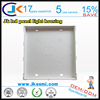 17 years plastic mold making experience plant direct supply 600mmx600mm led panel light housing
