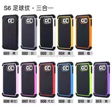 2015 NEW Arrival Hybrid Rubber Rugged Impact Protect Hard Case Cover For GALAXY S6