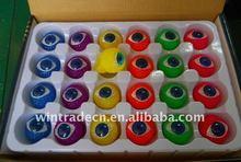 Halloween Plastic LED Eye Ring