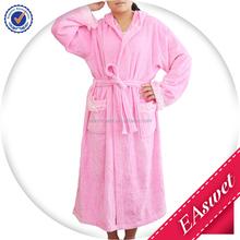 2015 super soft printed bathrobe hotel terry bathrobe cotton bathrobe