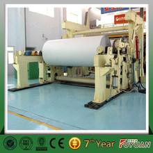 zhengzhou manufacturer rice straw paper making machine to make paper a4