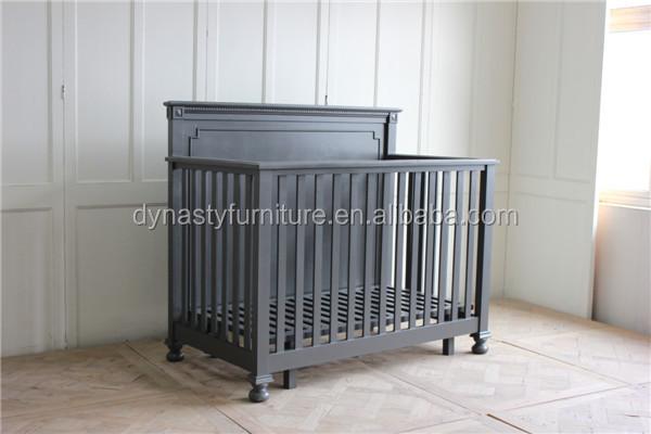 Metal muebles del dormitorio del bebé cuna-Cunas para bebes ...
