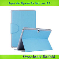 Tablet case cover Slim smart cover case for samsung galaxy tab pro 12.2