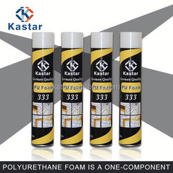 pu mesh foam China manufacturer gun/straw type