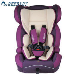 Baby car seat with wider space, ECE certification for group 1+2+3 (9-36kgs)