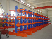 Warehouse Double or Single Side metal steel Cantilever Rack