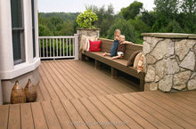 WPC/Wood Plstic Compostie Decking/ Outdoor Flooring with SGS, CE Certification