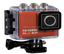 AT200 Newest SJ4000 RF Control HD 1080P Wifi Helmet Sports Camera Car Camcorder