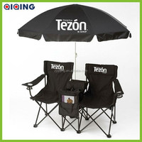 Adult folding chair with umbrella HQ-1001A-124