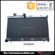 All Aluminium Auto car Radiator for Subaru impreza WRX sti 2008+