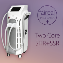 2015 Newest OPT beauty salon equipment shr hair removal system